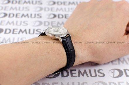 Zegarek Damski FujiTime L6106Q-Silver-Silver