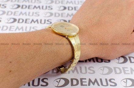 Zegarek Damski FujiTime M7107QG-Gold