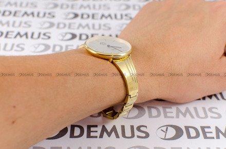 Zegarek Damski FujiTime M7107QG-Gold-Black