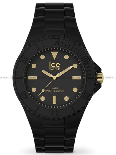 Zegarek Damski Ice-Watch - ICE Generation Black Gold 019156 M