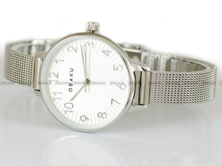 Zegarek Damski Obaku V237LXCIMC