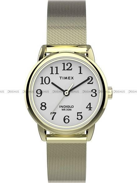 Zegarek Damski Timex Easy Reader Classic TW2U08000