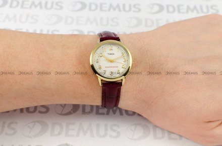 Zegarek Damski Timex Easy Reader TW2R65400 - Signature Edition