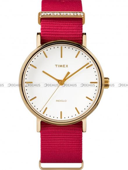 Zegarek Damski Timex Fairfield Crystal TW2R48600