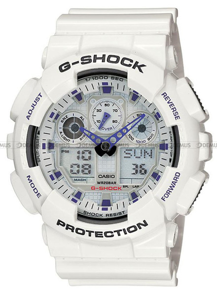 Zegarek G-SHOCK GA-100A-7AER