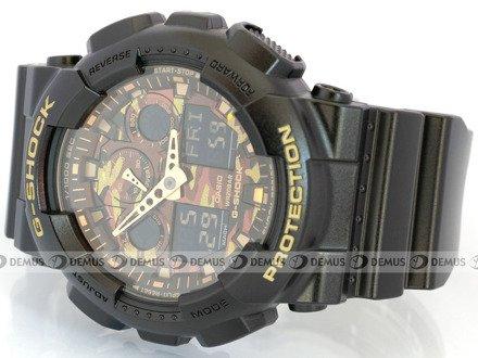 Zegarek G-SHOCK GA-100CF 1A9ER
