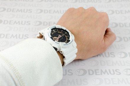 Zegarek G-SHOCK GA-110RG-7AER BIAŁY