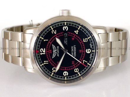 Zegarek Męski Aviator Kingcobra V.1.17.0.103.5