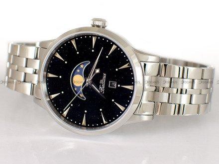 Zegarek Męski Balticus Fazy Księżyca - Awenturyn - Limitowana edycja