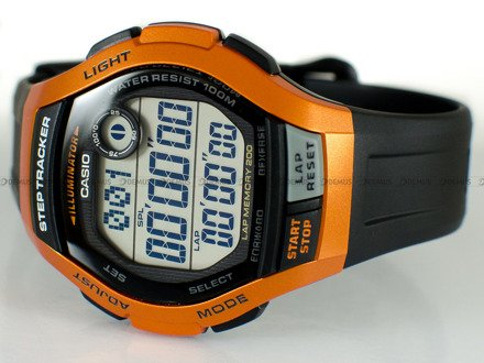 Zegarek Męski Casio WS 2000H 4AVEF