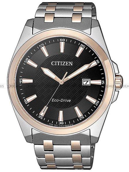 Zegarek Męski Citizen Eco-Drive BM7109-89E