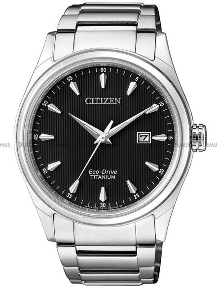 Zegarek Męski Citizen Eco-Drive Titanium BM7360-82E