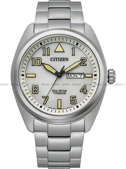 Zegarek Męski Citizen Eco-Drive Titanium BM8560-88XE