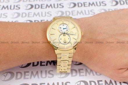 Zegarek Męski FujiTime M7108QG-Gold-Silver