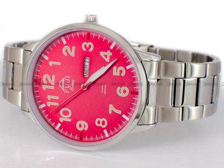 Zegarek Męski FujiTime M7109QS-Red