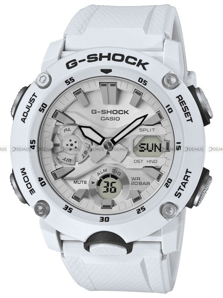 Zegarek Męski G-SHOCK Carbon Core Guard GA 2000S 7AER
