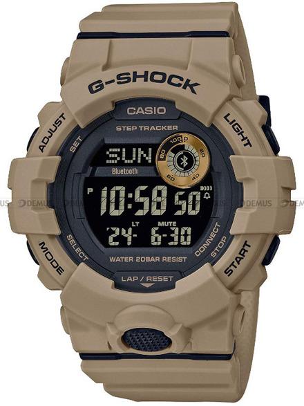 Zegarek Męski G-SHOCK G-SQUAD Bluetooth GBD 800UC 5ER