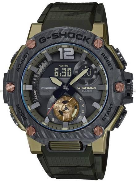 Zegarek Męski G-SHOCK G-STEEL Bluetooth GST B300XB 1A3ER