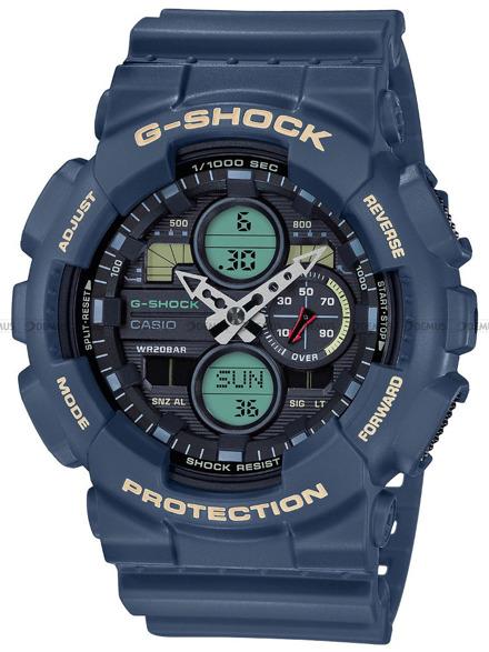 Zegarek Męski G-SHOCK GA 140 2AER