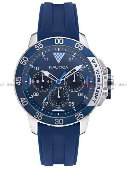 Zegarek Męski Nautica Bay Ho NAPBHS009