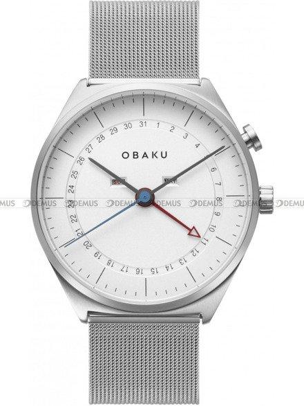 Zegarek Męski Obaku V242GMCIMC