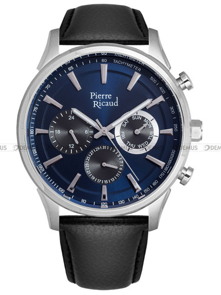 Zegarek Męski Pierre Ricaud P60014.5215QF