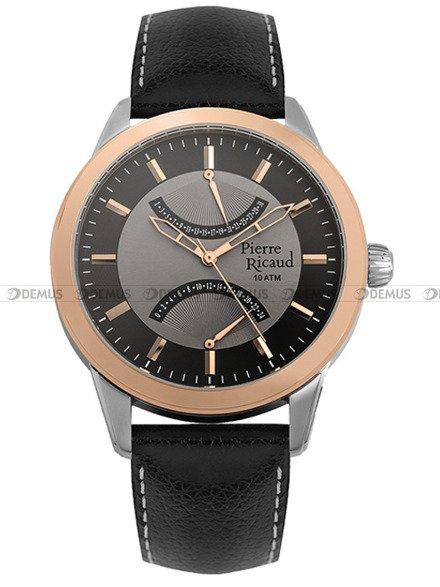 Zegarek Męski Pierre Ricaud P97011.R216Q
