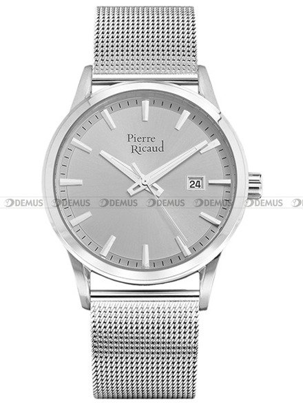Zegarek Męski Pierre Ricaud P97201.5117Q