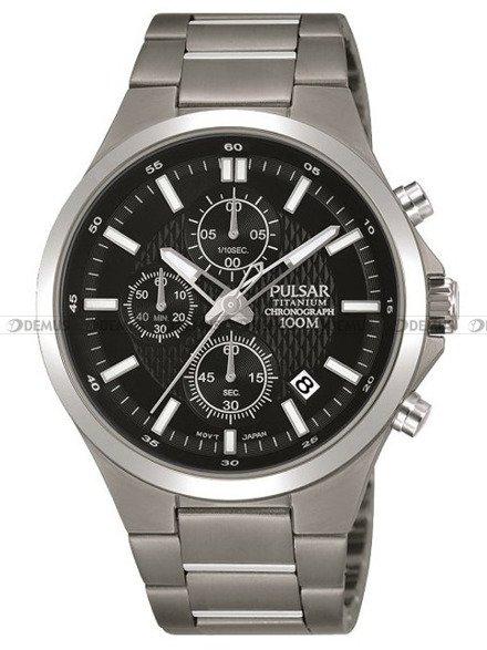 Zegarek Męski Pulsar Titanium PM3111X1