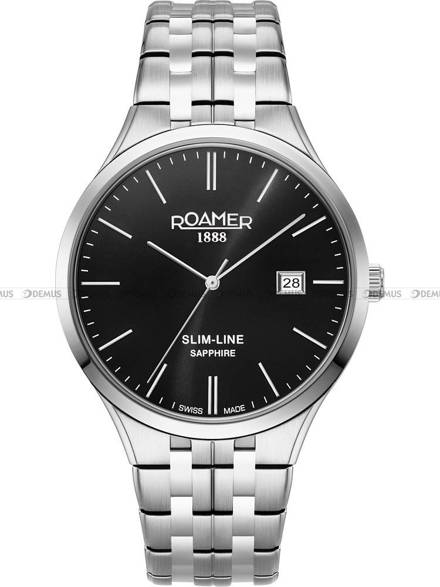 Zegarek Męski Roamer Slim-Line Classic 512833 41 55 20