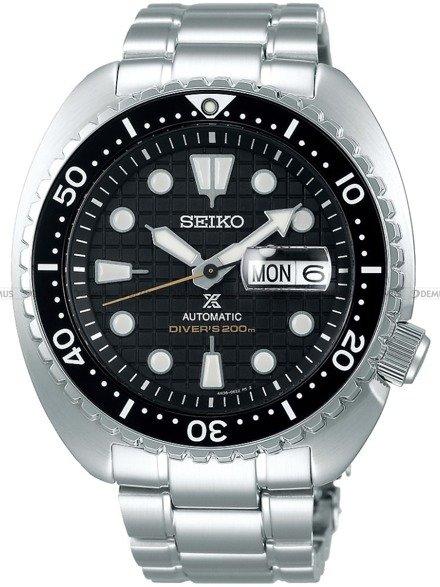 Zegarek Męski Seiko Prospex Diver King Turtle SRPE03K1
