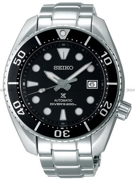 Zegarek Męski Seiko Prospex Diver Sumo SPB101J1