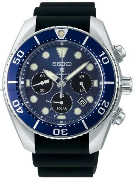 Zegarek Męski Seiko Prospex Solar Diver SSC759J1