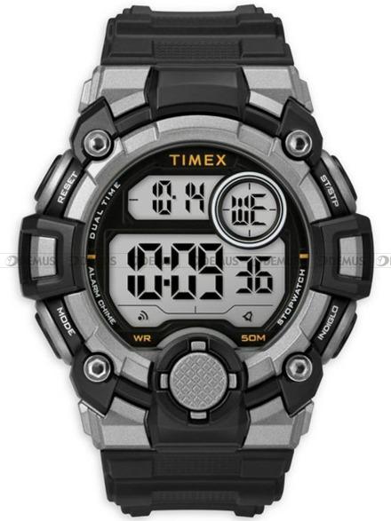 Zegarek Męski Timex A-Game DGTL TW5M27700
