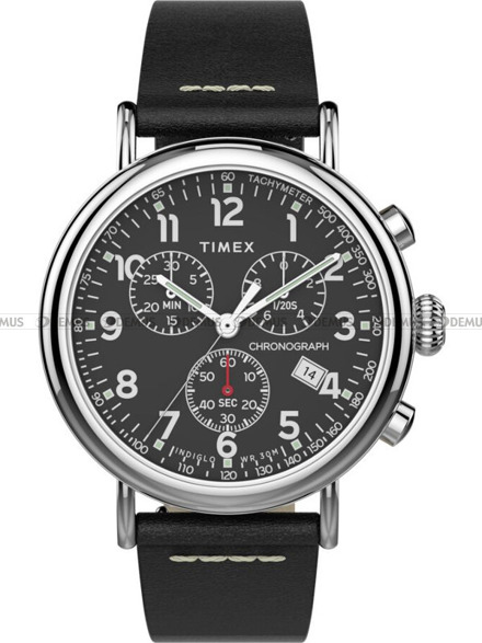 Zegarek Męski Timex Standard Chronograph TW2T69100