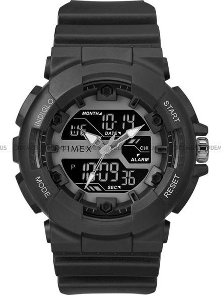 Zegarek Męski Timex The HQ DGTL TW5M22500