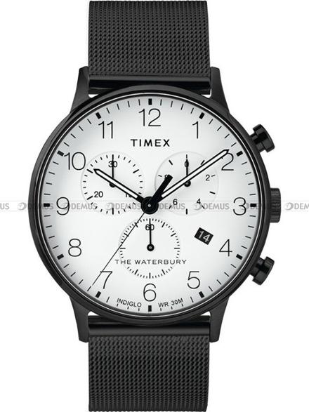 Zegarek Męski Timex Waterbury Chronograph TW2T36800