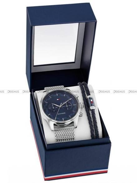 Zegarek Męski Tommy Hilfiger Sawyer 2770102 - Bransoletka w zestawie