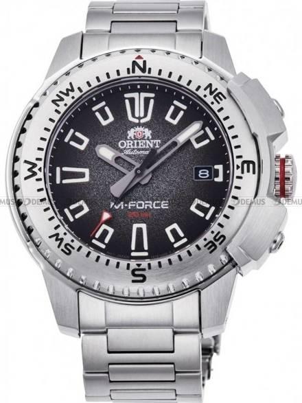 Zegarek Męski automatyczny Orient M-Force Diver RA-AC0N01B10B