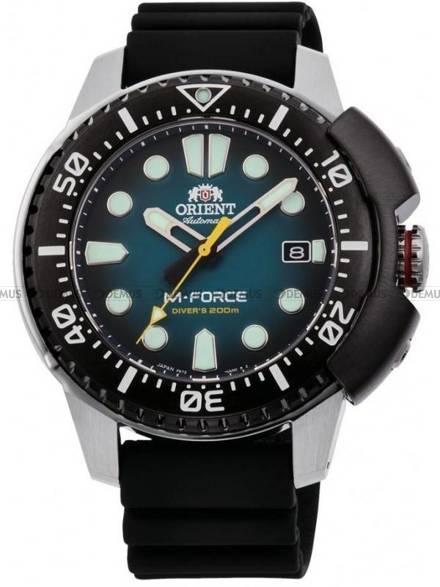 Zegarek Męski automatyczny Orient M-Force RA-AC0L04L00B