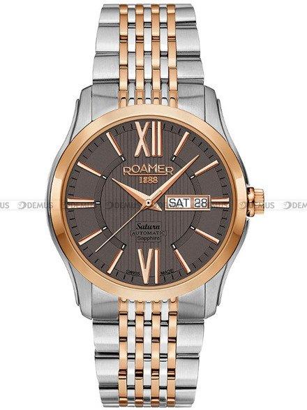 Zegarek Męski automatyczny Roamer Saturn II Gents 960637 49 03 90