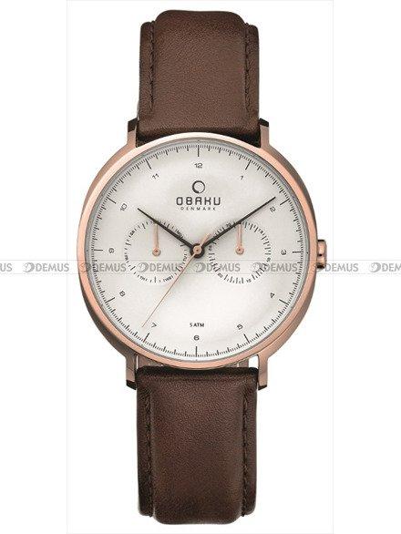 Zegarek Obaku V193GMVIRN