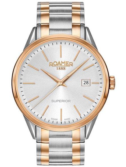 Zegarek Roamer Superior 508833 49 15 51