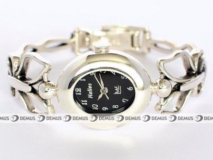 Zegarek Srebrny Helios Prestige HP4