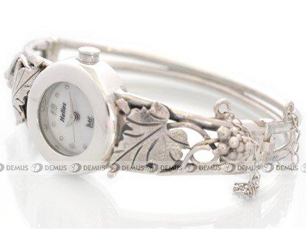 Zegarek Srebrny Helios Prestige HP43