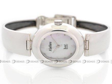 Zegarek Srebrny Helios Prestige HP46