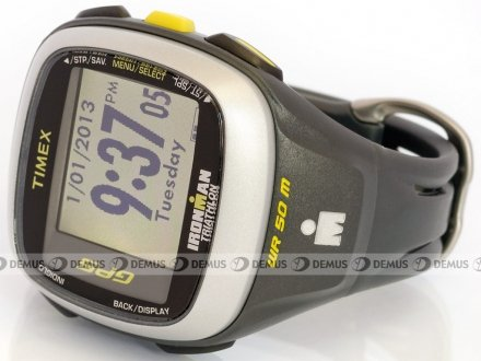 Zegarek Timex Ironman Run Trainer 2.0 GPS T5K743