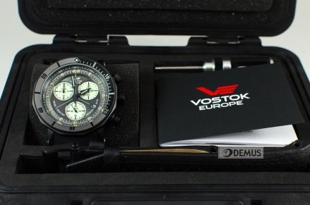 Zegarek Vostok Lunokhod 6S30-6204212