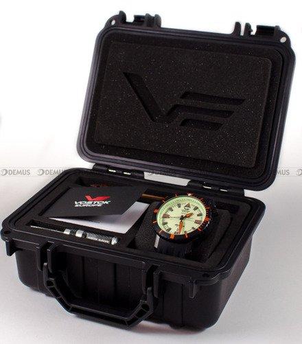 Zegarek Vostok Mriya NH35A-5554234