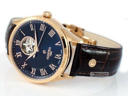 Zegarek automatyczny Roamer Swiss Matic 550661 49 42 05